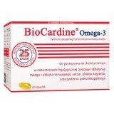 BioCardine Omega-3, 60 kapsułek - miniaturka zdjęcia produktu