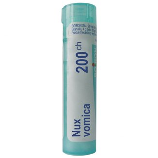 Boiron Nux vomica 200 CH, granulki, 4 g - zdjęcie produktu