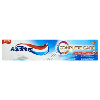 Aquafresh, pasta do zębów Complete Care, 100 ml - zdjęcie produktu