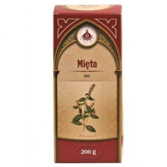 Bonifraterskie zioła, liść mięty, 200 g - zdjęcie produktu