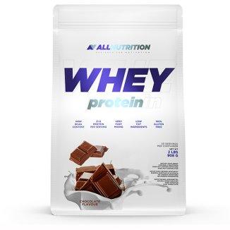 Allnutrition, Whey Protein, smak czekoladowy, 908 g - zdjęcie produktu