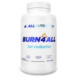 Allnutrition Burn4All Fat Reductor, 100 kapsułek - zdjęcie produktu