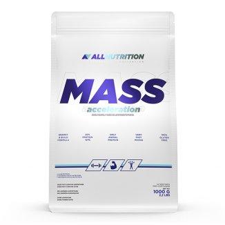 Allnutrition, Mass Acceleration, smak waniliowy, 1000 g - zdjęcie produktu