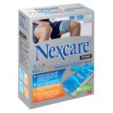 Nexcare ColdHot Premium, okład żelowy ciepło-zimno 11 cm x 23,5 cm, 1 sztuka - miniaturka zdjęcia produktu
