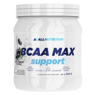 Allnutrition, BCAA Max Support, aminokwasy, smak czarnej porzeczki, 500 g - zdjęcie produktu