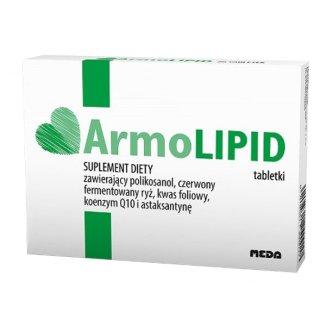 ArmoLipid, 60 tabletek - zdjęcie produktu