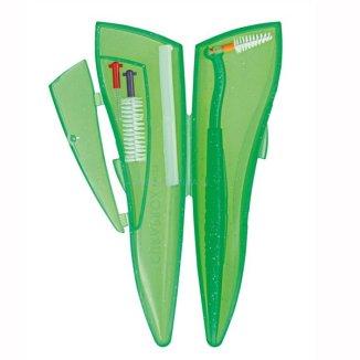 Curaprox, Ortho Pocket Set, kieszonkowy zestaw ortodontyczny, 1 sztuka - zdjęcie produktu