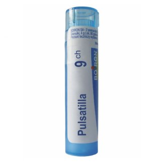 Boiron, Pulsatilla 9 CH, granulki, 4 g - zdjęcie produktu