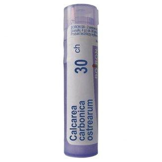 Boiron Calcarea carbonica ostrearum 30 CH, granulki, 4 g - zdjęcie produktu
