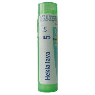 Boiron Hekla Lava 5 CH, granulki, 4 g - zdjęcie produktu