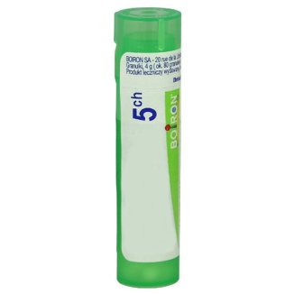 Boiron Apis mellifica 5 CH, granulki, 4 g - zdjęcie produktu