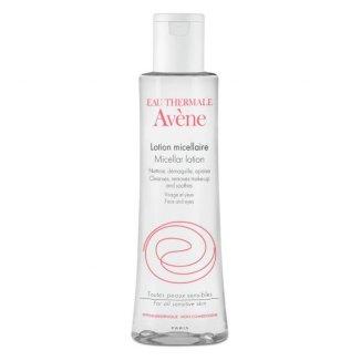 Avene, płyn micelarny do demakijażu twarzy, oczu i ust, skóra wrażliwa, 200 ml - zdjęcie produktu