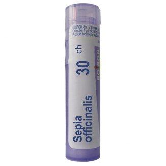 Boiron Sepia officinalis, 30CH granulki, 4 g - zdjęcie produktu