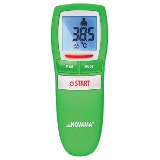 Novama Free Colors, NT17 Fresh Green, termometr bezdotykowy - zdjęcie produktu