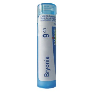 Boiron, Bryonia 9 CH, granulki, 4 g - zdjęcie produktu