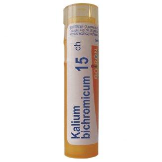 Boiron, Kalium bichromicum 15 CH, granulki, 4 g - zdjęcie produktu