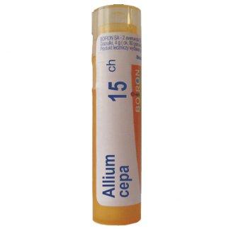 Boiron, Allium cepa 15 CH granulki, 4 g - zdjęcie produktu