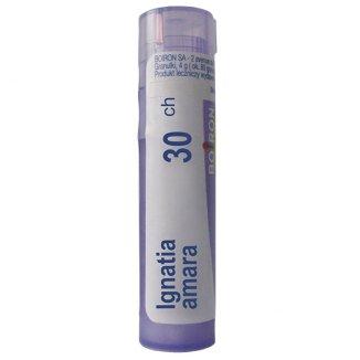 Boiron Ignatia amara, 30CH granulki, 4 g - zdjęcie produktu