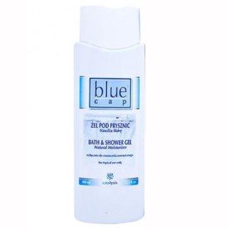 Blue Cap, żel pod prysznic, 400 ml - zdjęcie produktu