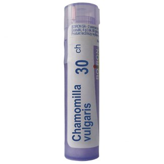 Boiron, Chamomilla vulgaris 30 CH, granulki, 4 g - zdjęcie produktu