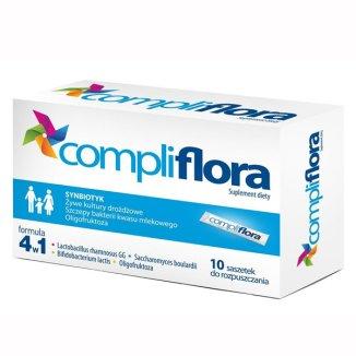 CompliFlora, 10 saszetek - zdjęcie produktu