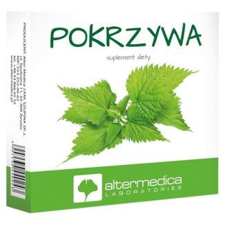 Alter Medica, Pokrzywa 450 mg, 60 tabletek - zdjęcie produktu