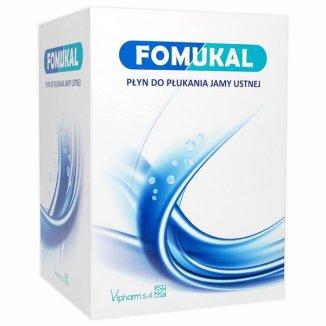 Fomukal, płyn do płukania jamy ustnej, 225 ml + 225 ml - zdjęcie produktu
