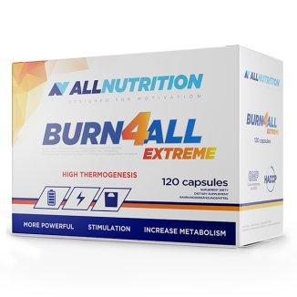 Allnutrition Burn4All Extreme, 120 kapsułek - zdjęcie produktu