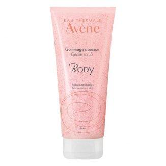 Avene Body, łagodny peeling do ciała skóra wrażliwa, 200 ml - zdjęcie produktu
