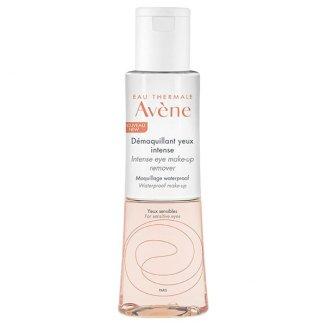 Avene, intensywny płyn do demakijażu oczu, 125 ml  - zdjęcie produktu