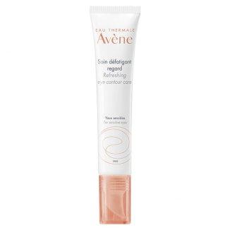 Avene, krem odświeżający kontur oczu, skóra wrażliwa, zmęczona i odwodniona, 15 ml - zdjęcie produktu
