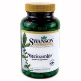 Swanson Niacinamide, niacyna 250 mg, 250 kapsułek - miniaturka zdjęcia produktu