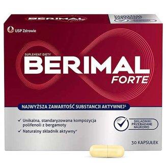 Berimal Forte, 30 kapsułek - zdjęcie produktu