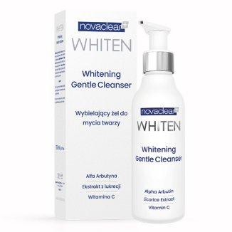 Novaclear Whiten, żel wybielający do mycia twarzy, 150 ml - zdjęcie produktu