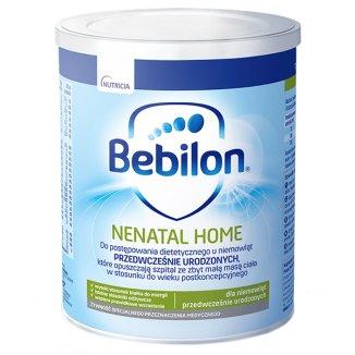 Bebilon Nenatal Home, dla niemowląt przedwcześnie urodzonych, 400 g - zdjęcie produktu