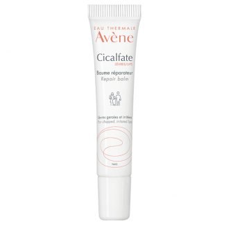 Avene Cicalfate, regenerujący balsam do ust, podrażnienia i pęknięcia, 10 ml - zdjęcie produktu