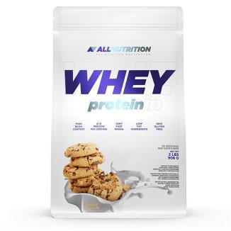 Allnutrition, Whey Protein, białko, smak ciasteczkowy, 908 g - zdjęcie produktu