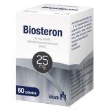 Biosteron 25 mg, 60 tabletek - miniaturka zdjęcia produktu