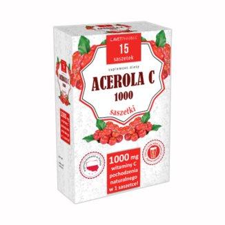 Acerola C 1000, 15 saszetek - zdjęcie produktu