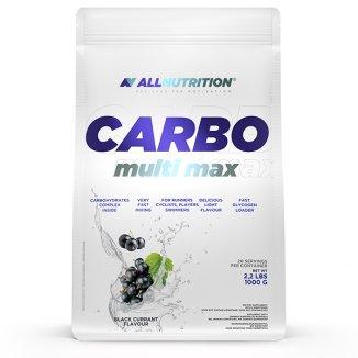 Allnutrition, Carbo Multi Max, smak czarna porzeczka, 1000 g - zdjęcie produktu