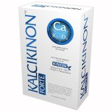 Kalcikinon Forte, 60 tabletek - miniaturka zdjęcia produktu