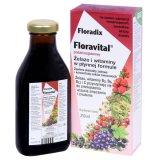 Floradix, Floravital, Produkt bezglutenowy, 250 ml - miniaturka zdjęcia produktu
