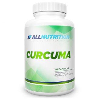 Allnutrition, Curcuma, kurkuma 1000 mg, 90 kapsułek - zdjęcie produktu