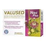 Valused Noc 154 mg + 34,75 mg + 20 mg, 30 tabletek powlekanych - miniaturka zdjęcia produktu