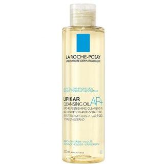 La Roche Posay Lipikar AP+, olejek myjący, uzupełniający poziom lipidów przeciw podrażnieniom skóry, 200 ml - zdjęcie produktu
