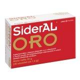 Sideral Oro, proszek do bezpośredniego rozpuszczenia w ustach, 20 saszetek KRÓTKA DATA - miniaturka zdjęcia produktu