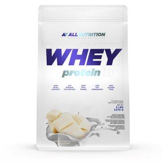 Allnutrition, Whey Protein, białko, smak biała czekolada, 2270 g - zdjęcie produktu