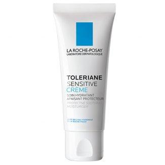 La Roche-Posay Toleriane Sensitive, krem nawilżający, 40 ml - zdjęcie produktu