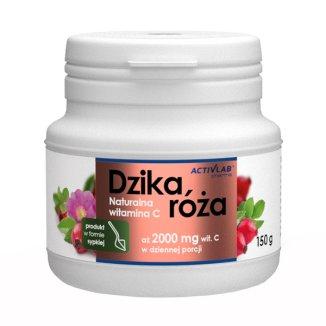 Activlab Pharma Dzika Róża, proszek, 150 g - zdjęcie produktu