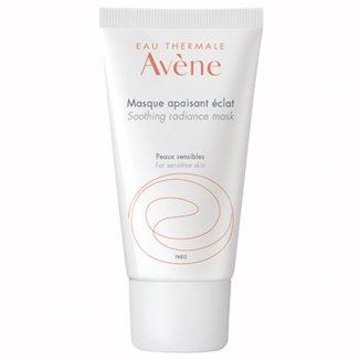 Avene, maseczka kojąco-rozświetlająca, skóra wrażliwa, odwodniona, 50 ml - zdjęcie produktu